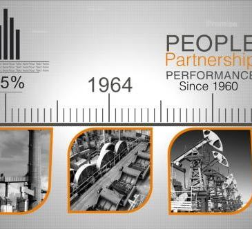 Company History Best 3d And 2d Motion Graphic Templates